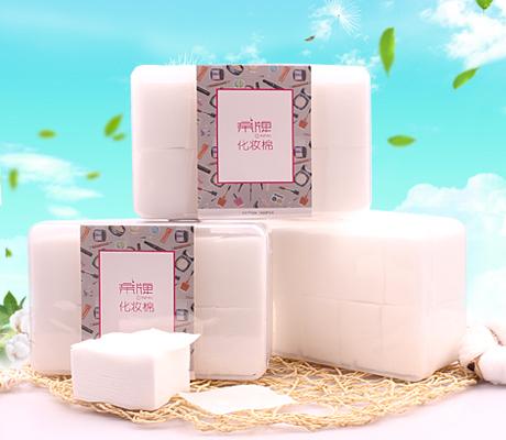 1000片盒装薄款化妆棉