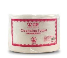 纯棉洗脸巾 卷巾